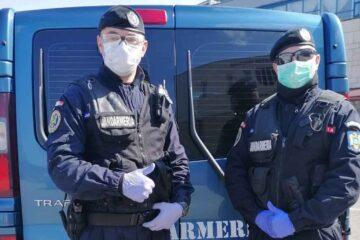 Jandarmeria Neamț: persoane sancționate pentru scandal și consum de băuturi alcoolice în spațiul public