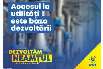 """PNL Neamț: """"În  județul Neamț se vor face investiții serioase pentru dezvoltarea rețelelor de infrastructură"""""""
