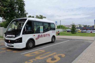 Programul microbuzelor PRISTYL – transport public local în Roman – în perioada sărbătorilor de iarnă
