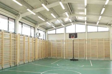 Săli de sport noi la Cotu Vameș, Horia și Oniceni prin Compania Națională de Investiții