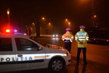 Un romașcan, la volan cu 1,04 mg/l alcool pur în aerul expirat, a fost oprit în trafic de polițiști, la Horia