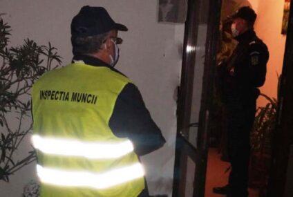 Persoane care prestau muncă nedeclarată în baruri și restaurante, depistate de inspectorii ITM Neamț