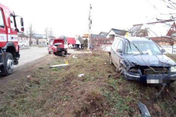 Astăzi, în Neamț: accident rutier cu victime