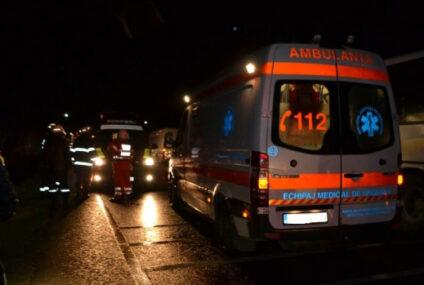 Ambulanța Neamț: intervenții la două accidente rutiere, cu victime, la Izvorul Muntelui și la Roman