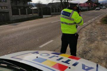 Acțiune de amploare a polițiștilor nemțeni: au fost reținute 133 permise de conducere