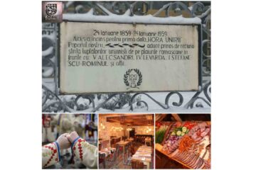 Sărbătoriți 24 ianuarie la Crama Mușatinilor, din Roman!