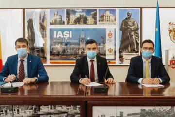 """Primarul Leonard Achiriloaei a fost prezent la o întâlnire a membrilor Asociației """"Moldova se Dezvoltă"""""""