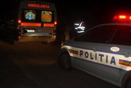Accident rutier cu persoane încarcerate la Adjudeni. Șoferul, din Roman, avea 1,07 mg/l alcool pur în aerul expirat