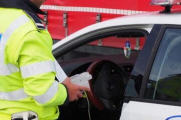 Femeie depistată la volan, în Doljești, cu peste 1,40 mg/l alcool pur în aerul expirat