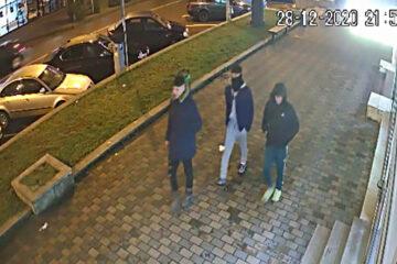 Tineri din Neamț căutați de polițiști pentru lovire și distrugere. Dacă aveți informații, sunați la 112