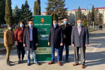 """Primăria Municipiului Roman se alătură Programului național """"Vinerea Verde"""""""