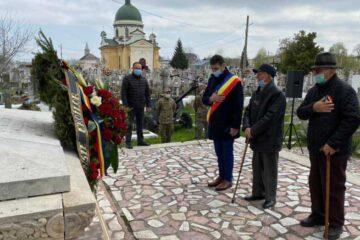 "Leonard Achiriloaei: ""Cinste veteranilor români!"""