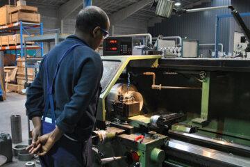În Neamț, producția industrială în februarie 2021 a fost mai mare cu 7,40%
