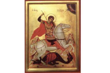 23 aprilie – Sfântul Mare Mucenic Gheorghe – unul dintre cei mai venerați sfinți; tradiții și obiceiuri