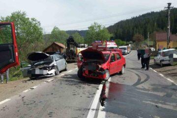 Accident rutier cu o victimă, astăzi, în Neamț