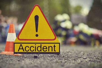 În această seară, accident rutier la Cordun: două autoturisme implicate, patru victime