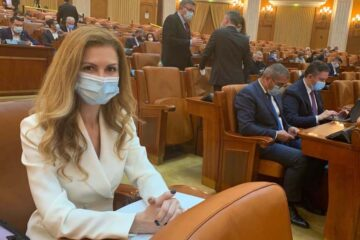 """Deputat Oana Bulai: """"Am propus organizarea unui eveniment de promovare a județului Neamț, la Palatul Parlamentului"""""""