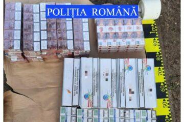 Percheziții la Roman, la un imobil și o unitate economică