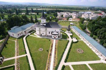 Extindere complex logistic, construire hala producție, reabilitare palat episcopal – Centrul Eparhial Roman