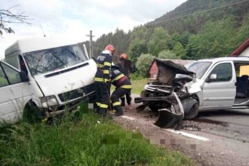 Neamț: accident rutier cu victime