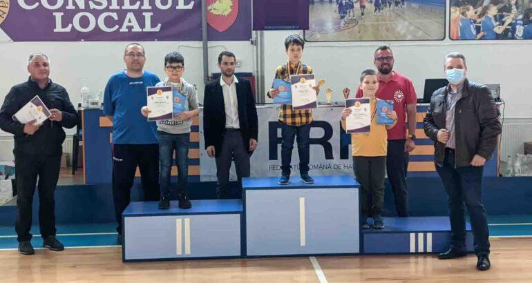 """Câștigătorii Concursului de șah """"Cupa CSM Roman"""""""
