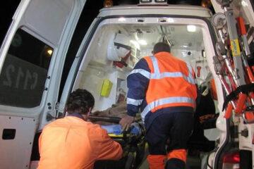 Intervenții Ambulanță: bărbat spânzurat, bărbat decedat prin cădere de la înălțime și două accidente rutiere cu victime