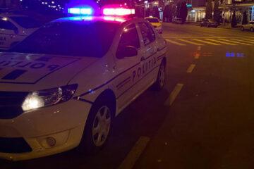 Acțiune a polițiștilor Biroului Rutier – Poliția Roman: 15 sancțiuni și 7 permise de conducere reținute