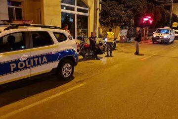 Poliția Rutieră Neamț: Acțiune preventivă în rândul bicicliștilor și motocicliștilor, pentru creșterea gradului de disciplină rutieră