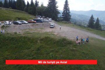 """Ionel Arsene: """"În weekendul trecut, mii de mașini au circulat pe cei 42 de kilometri – Axialul de la Bicaz la Durău. Drumul este perfect!"""""""