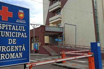 Modificări de posturi la Spitalul Municipal de Urgență Roman