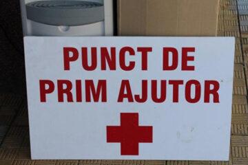 Puncte de prim ajutor, pe caniculă, organizate de Primăria Roman în parteneriat cu farmaciile