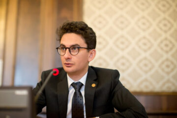 """Iulian Bulai: """"Vom reuși să construim autostrăzi în Moldova!"""""""