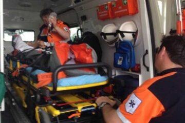 Intervenții Ambulanța Neamț: în cazul unui bărbat spânzurat și în cazul unei femei cu arsură termică