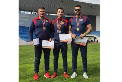 Medalii la Campionatul Național de Atletism și Cros al MAI, obținute de reprezentanții ISU Neamț